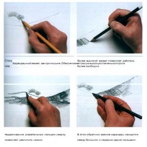 pensil 300x300 Как держать карандаш