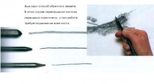 pensil1 300x164 Как держать карандаш