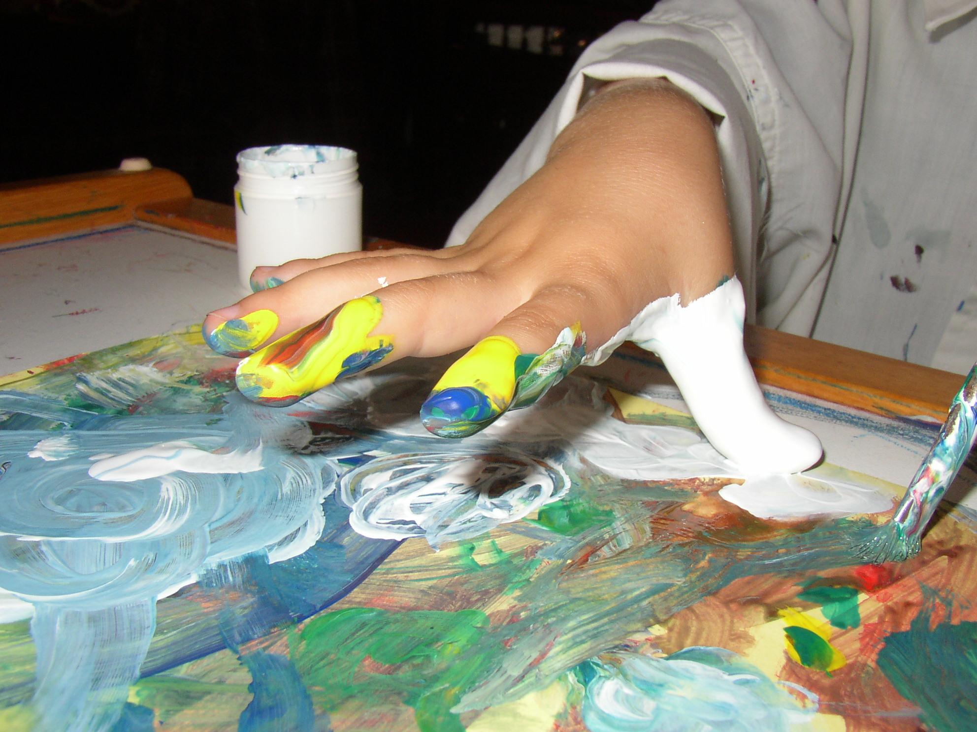 Фото нарисованное своими руками