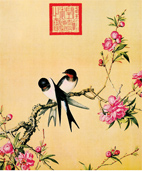 flower Жанры и стили в китайской живописи