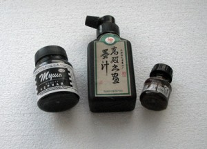 liquid mascara 300x216 Перо и тушь