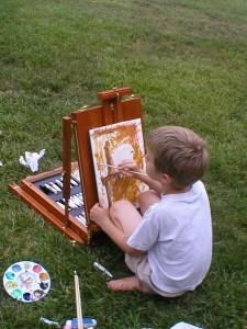 616026 26400058 225x300 Почему так важно научить ребенка рисовать.